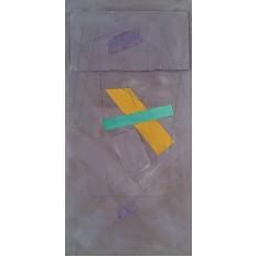Virgil PREDA (1923-2011) - Colaj (1991)