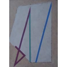 Virgil PREDA (1923-2011) - Inscriptie 3 (1997)