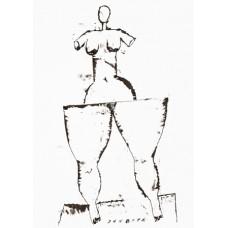 Dan BOTA - Nud