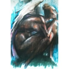 Dinu RADULESCU (1947) - Nud