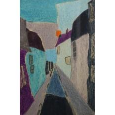 Hana SILBERSTEIN (1951-) -  Strada