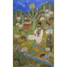 Stefan STIRBU (1939) - Cioban cu oile